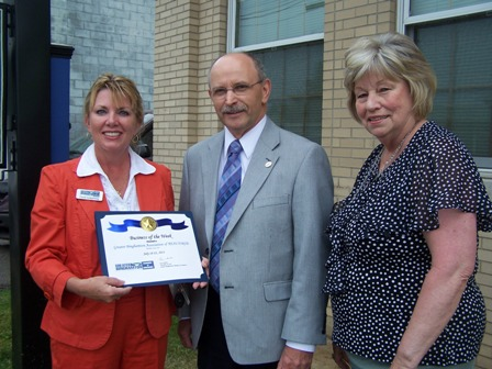 7/18/2011 Binghamton Chamber Business of the Week(a)!